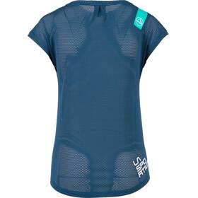 La Sportiva Traction - T-shirt manches courtes Femme - bleu/turquoise